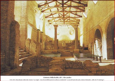 - Le Catacombe Di S. Alessandro