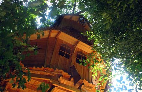 tout pour le bureau la cabane des moussaillons une cabane dans les arbres pour