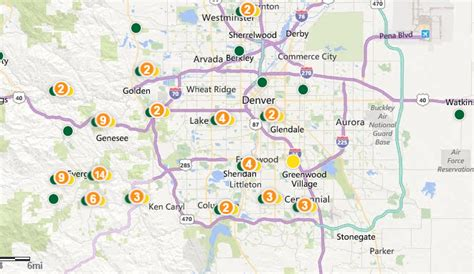 xcel colorado power outages reported  storm newscom