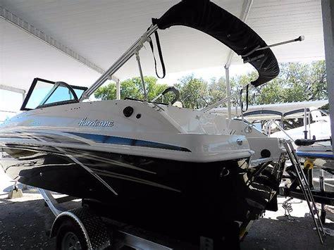 Hurricane Boats 187 Ob by 2017 New Hurricane Sundeck 187 Ob Deck Boat For Sale
