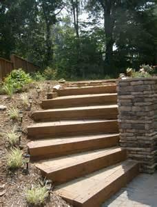 Building Garden Steps