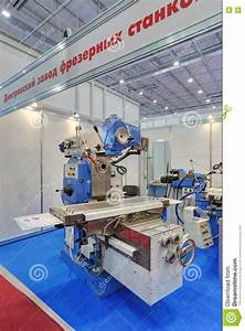 Milling Machine Tool Editorial Stock Photo  Image Of