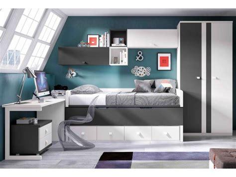 chambre complete ado chambre ado complète lit 1 personne design