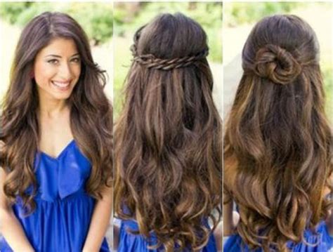 cute hairstyles  long hair hairstyle archives