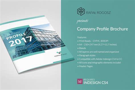 company profile brochure  brochure templates