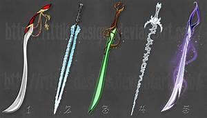 Swords Adopts 6 CLOSED By Rittik Designs On DeviantArt