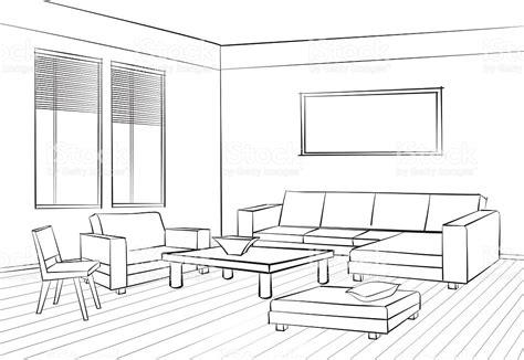 interior room sketch interior design sketches living room interior design
