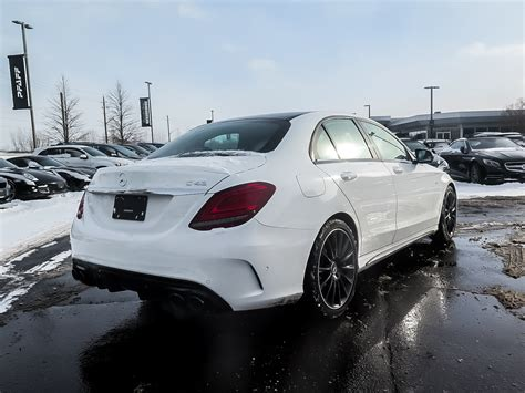 Request a dealer quote or view used cars at msn autos. New 2020 Mercedes-Benz C43 AMG 4MATIC Sedan 4-Door Sedan ...