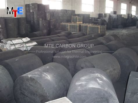 molded graphite mte carbon group professional solution