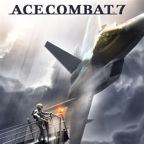 wallpaper ace combat  skies unknown  playstation