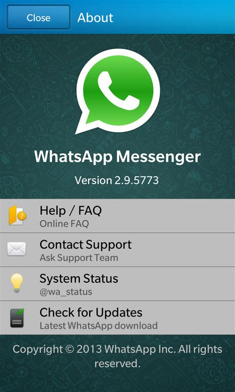 freeapp whatsapp para blackberry 10 blackberry magazine