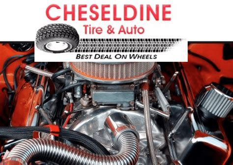 Cheseldine Tire Sales In Prince George's County