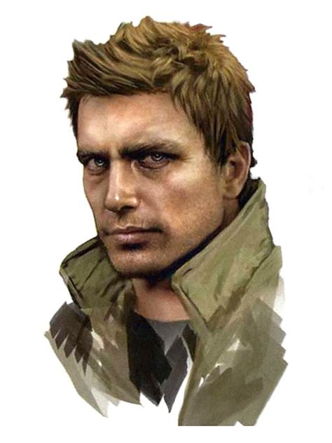 alex shepherd characters art silent hill homecoming