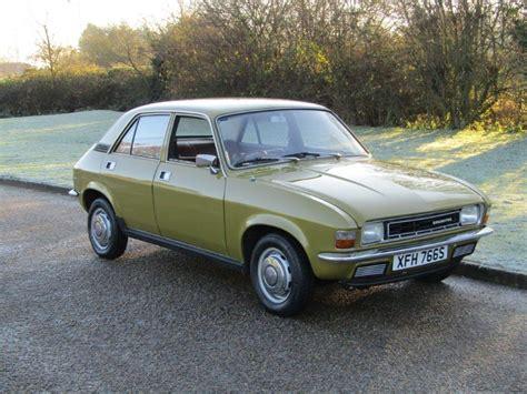 1978 Austin Allegro 1100 DL - Anglia Car Auctions