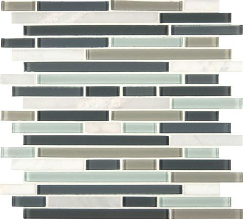 Home Depot Canada Marble Tile by Msi Ulc Keystone Blend Interlocking Glass Mesh