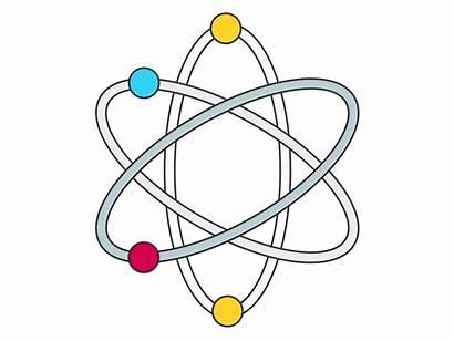 Physics Blockchain Atom Animation Dribbble Science Cargando