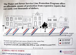 Pardon Me For Asking  Water And Sewer Service Line Protection Program  Worth It Or Not To