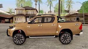 Toyota Hilux 2017 : toyota hilux 2017 for gta san andreas ~ Accommodationitalianriviera.info Avis de Voitures
