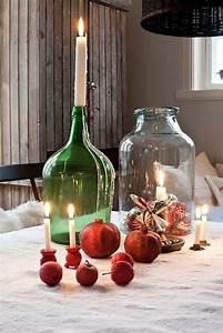 Weihnachtsdeko Basteln Für Den Tisch : 75 unglaubliche weihnachtsdeko ideen ~ Whattoseeinmadrid.com Haus und Dekorationen