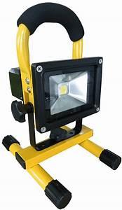 Led Schrankbeleuchtung Akku : leuchte fl 10w led baustrahler 10 w 700 lm akku schwarz gelb bei reichelt elektronik ~ Markanthonyermac.com Haus und Dekorationen