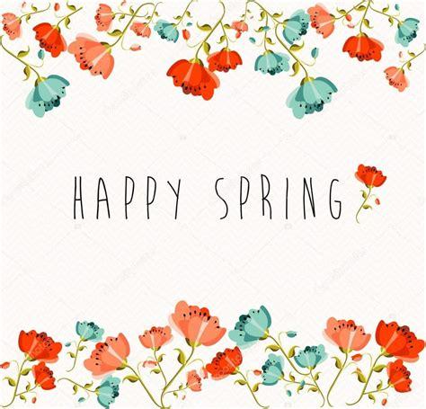 Feliz Día de la Primavera 【 Imágenes con Frases de Amor y