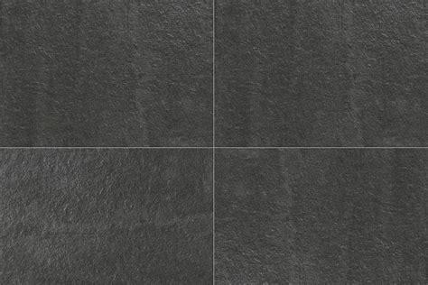 stone effect tiles black gres ka   roc