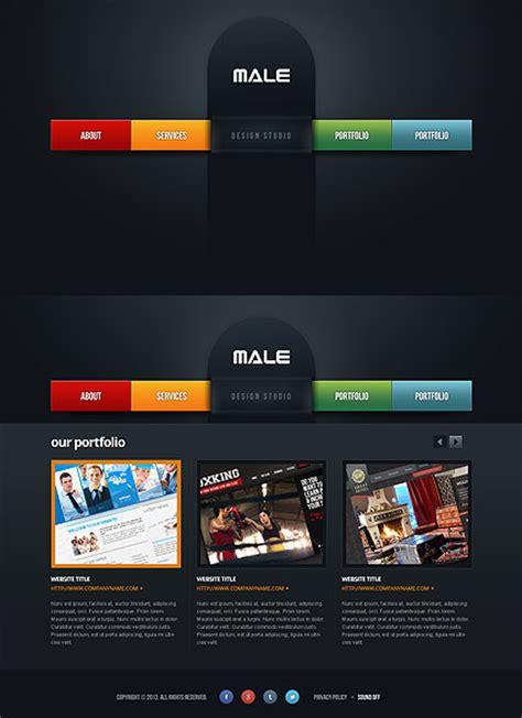 web design html template id