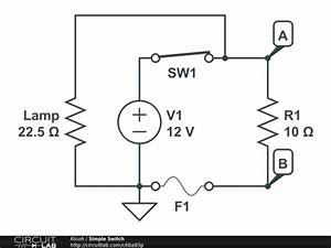 Wiring Diagram Spst In Parrallel