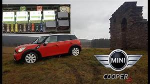 Mini Cooper S R60 All Fuses  U0026 Relays Location    Diagram