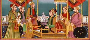 What If Mughal Miniature Paintings Were Set In Modern Times