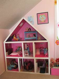 KRUSE'S WORKSHOP: Building for Barbie on a Budget