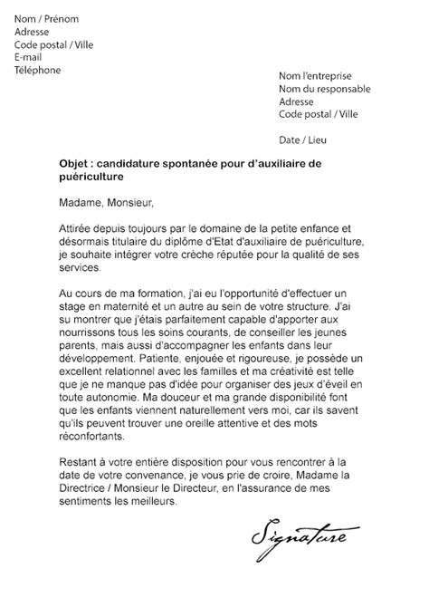 exemple de lettre de motivation auxiliaire ambulancier d 195