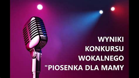 """Piosenka dla mamy i taty przedszkole im e bojanowskiego w jarosławiu. Wyniki konkursu wokalnego """"Piosenka dla Mamy"""" - YouTube"""