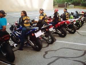 Women Motorcycle Clubs in Virginia