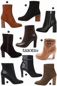 Tendance Chaussures Automne Hiver 2016 : bottines tendance automne hiver 2015 2016 les boots ~ Melissatoandfro.com Idées de Décoration