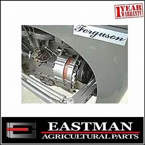 12 Volt Alternator Conversion Kit To Suit Massey Ferguson