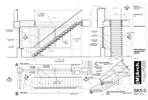 Stairs, Stair Detail, Steel Stairs