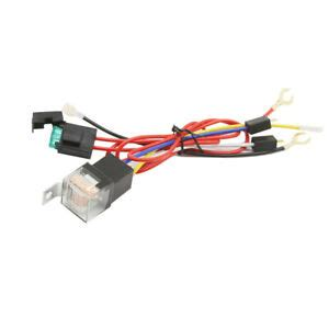 replacement 12v car truck air horn relay wiring harness kit ebay