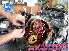 HCBN62&N73 BMW N62N73 TIMING TOOLS YouTube