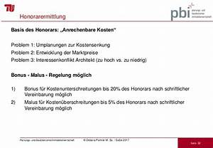 Anrechenbare Kosten Architekt : hoai 2013 honorarberechnung ~ Lizthompson.info Haus und Dekorationen