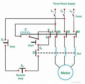 1 Phase Motor Starter Wiring Diagram Collection