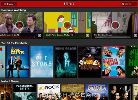 netflix iphone app update offers wifi only option slashgear