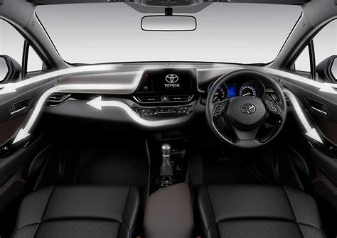 Gambar Mobil Toyota Chr Hybrid by Toyota Ch R Mobil Keren Terbaik Dari Toyota