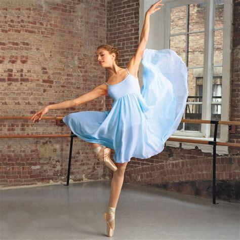 light blue lyrical costume capezio camisole empire lyrical dress the dancers shop uk