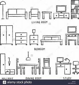 Hand Drawn Home Diagrams