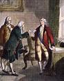 George III: Adams -- Kids Encyclopedia | Children's ...