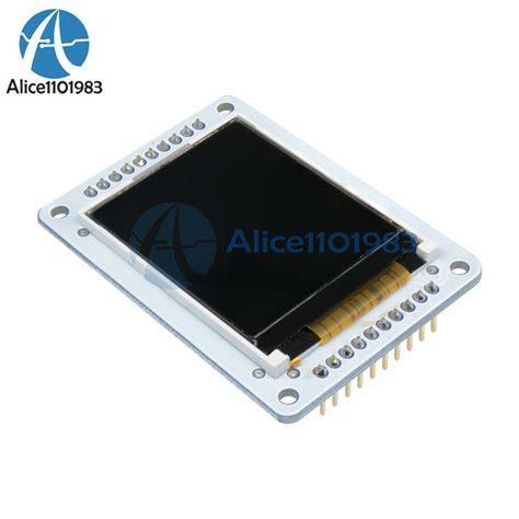 1 8 quot inch 128x160 tft lcd shield module spi serial interface for arduino esplora ebay
