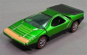 Green Light Wheels 1970 Carabo Redline Redline Collector