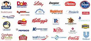 5 Best Images of Food Company Logos - Food and Beverage ...