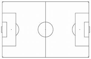 Printable Soccer Field Diagram